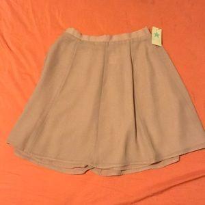 Patricia Jones USA Skirts - Patricia Jones USA Blush Colored Circle Skirt